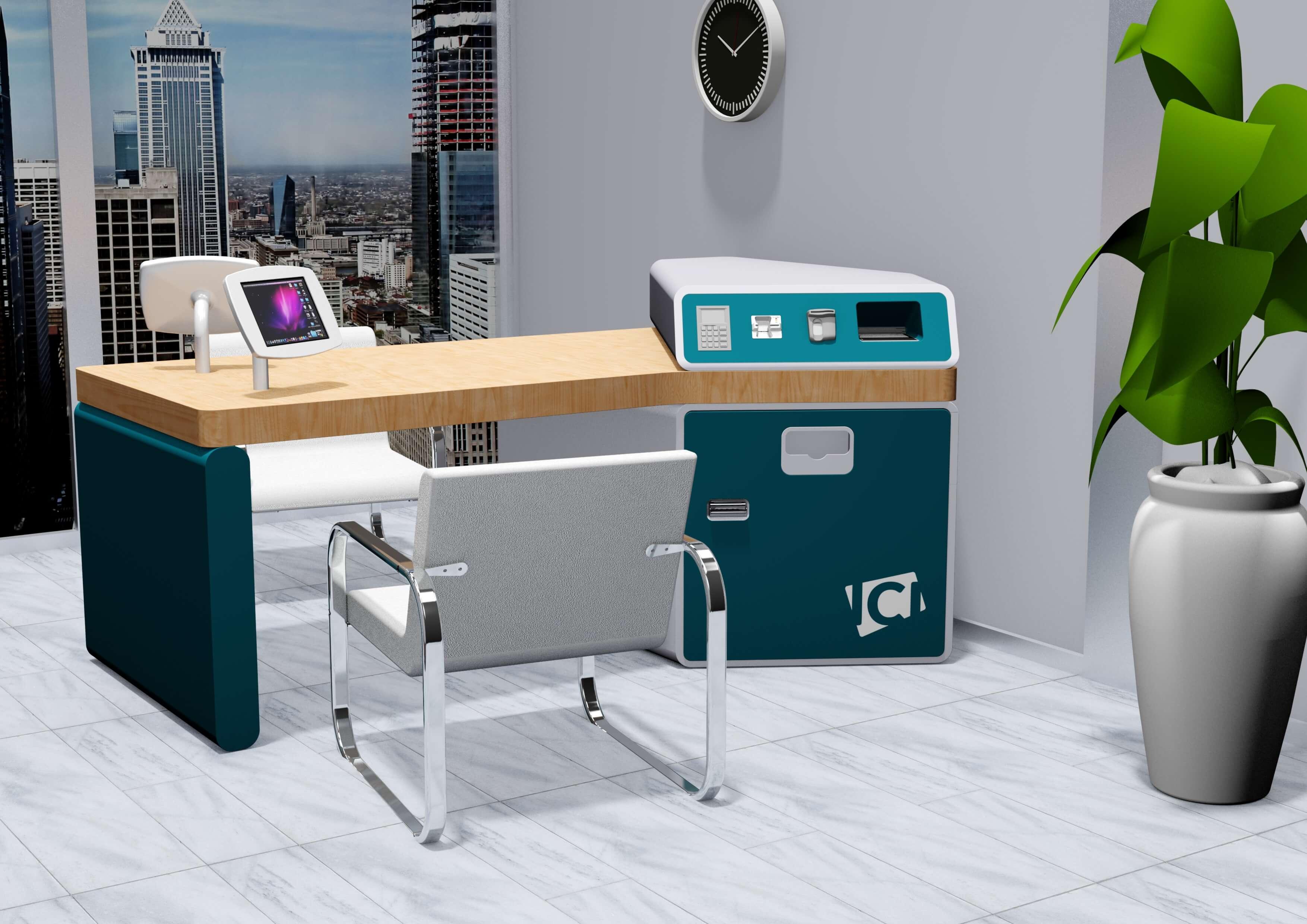 ICI Bank Desk - Customer