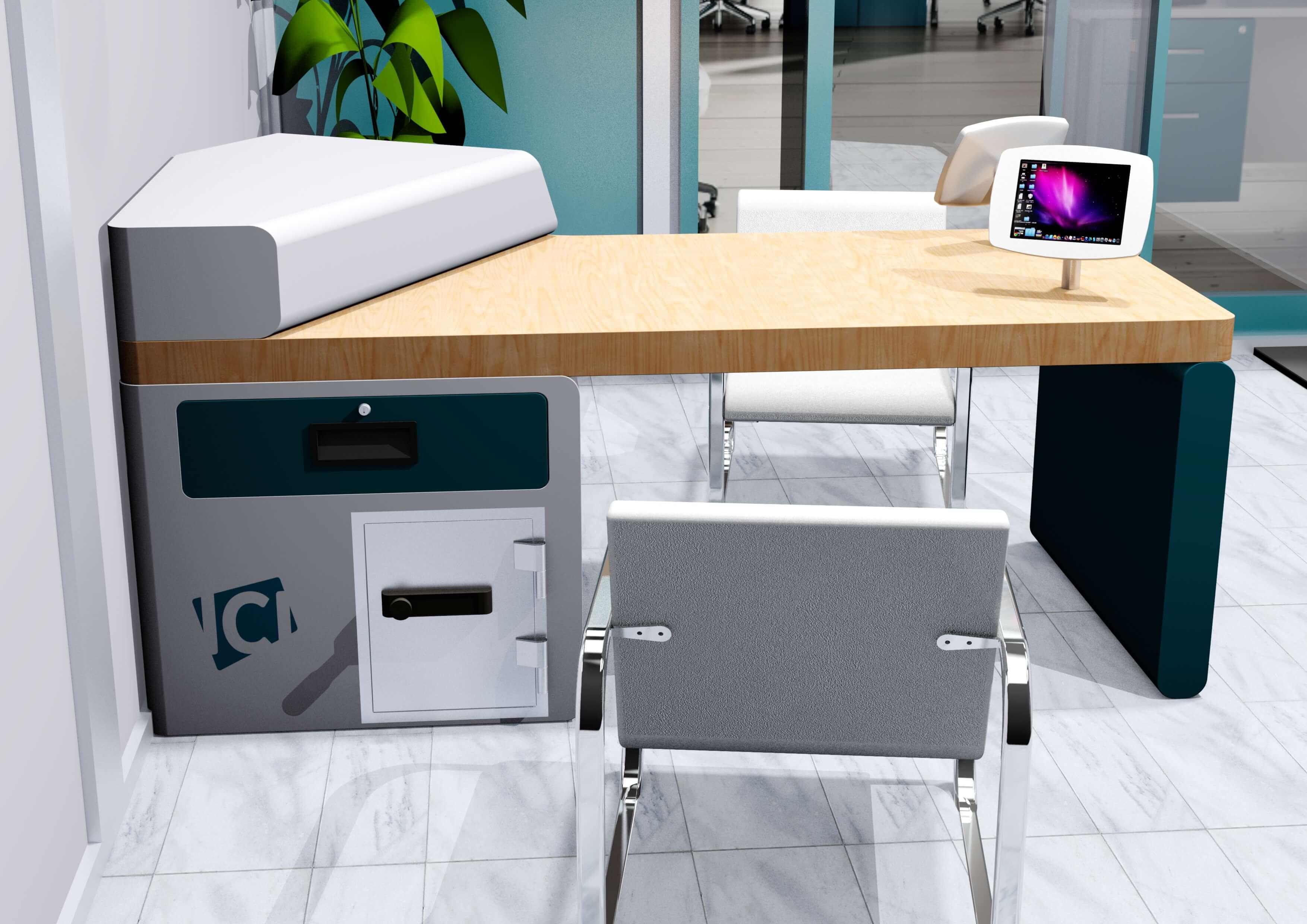 ICI Bank Desk - Staff