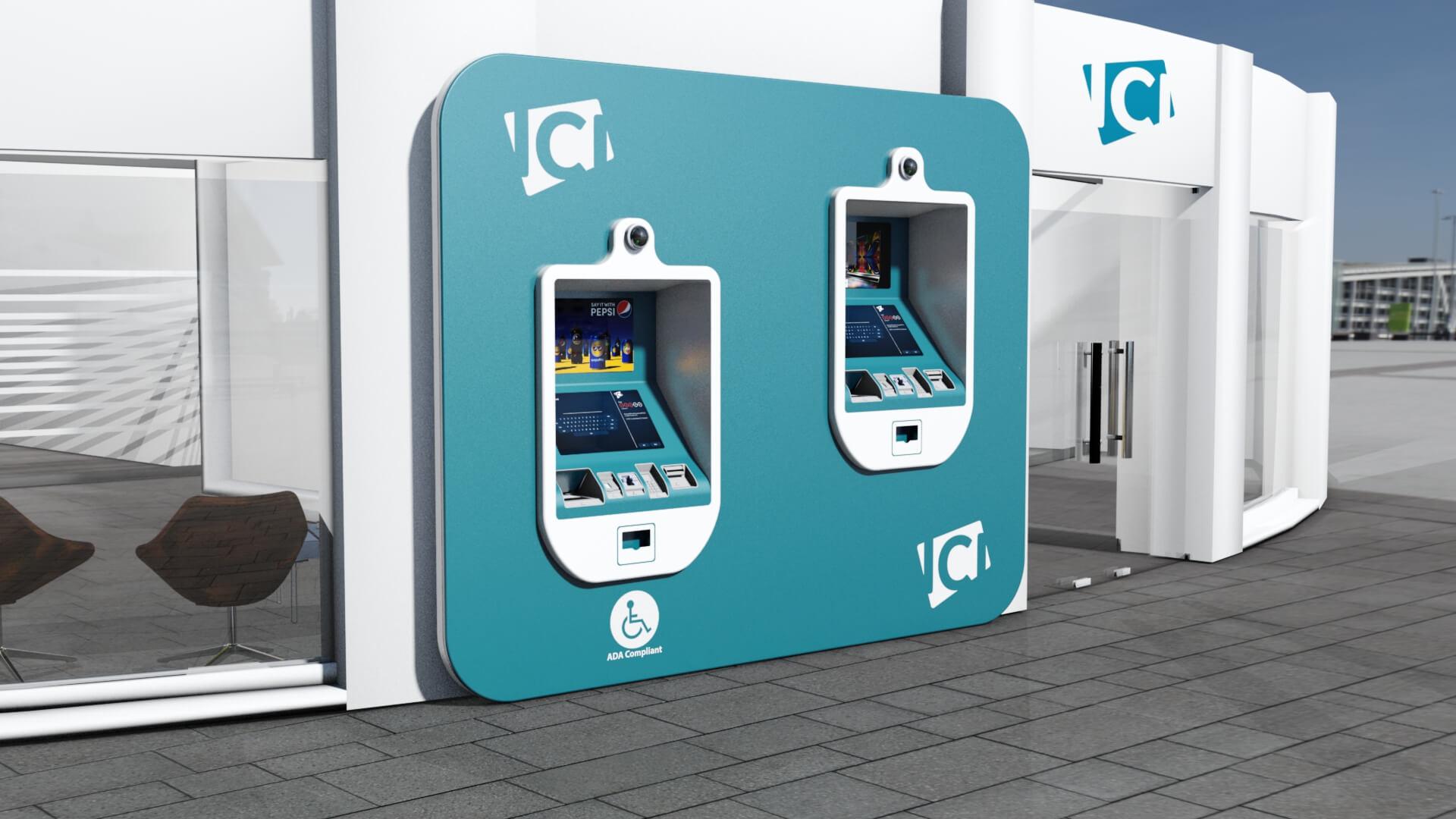 ICI Bank Wall Concept 1