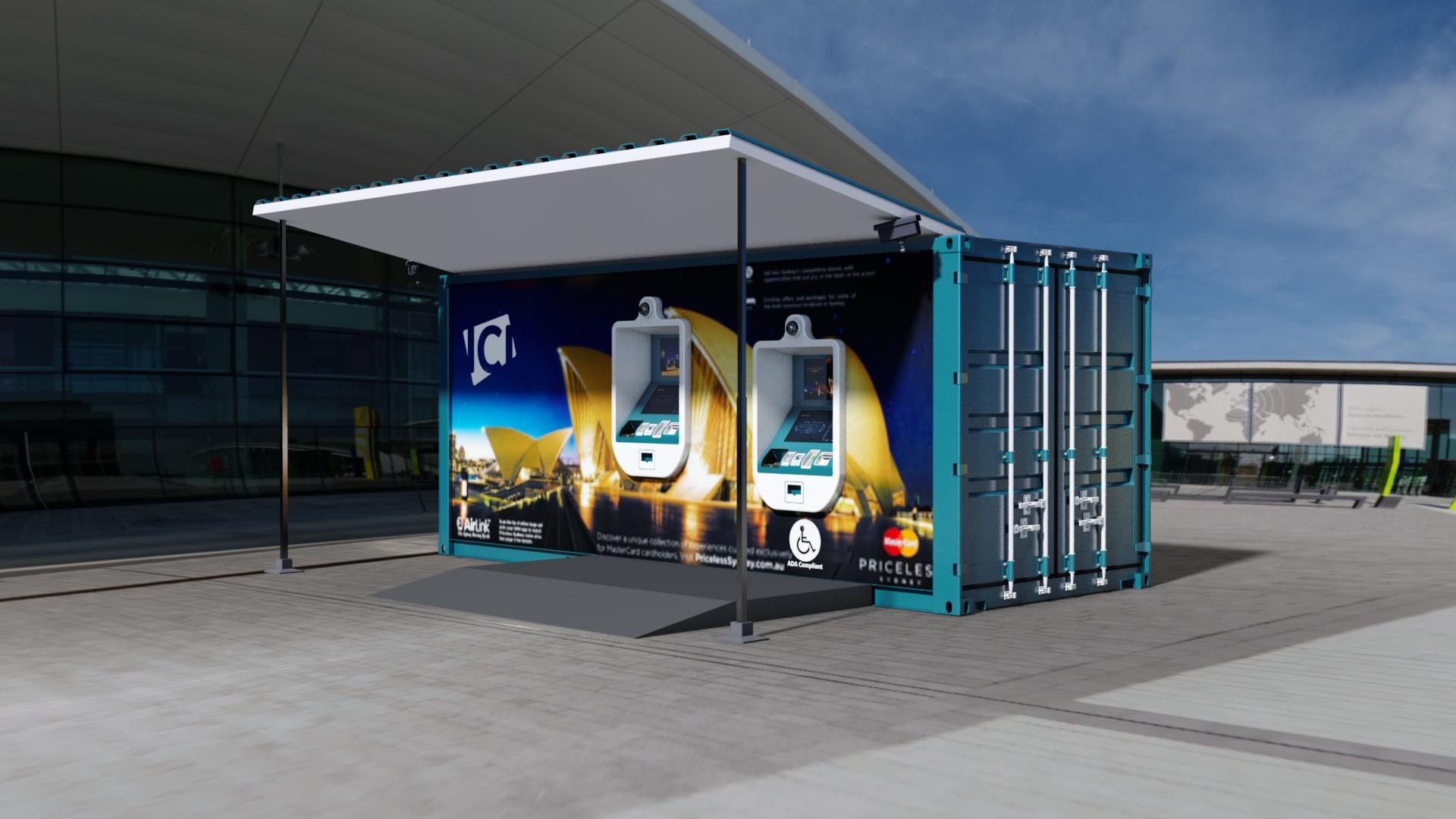 ICI Shipping Container - External ISO2e